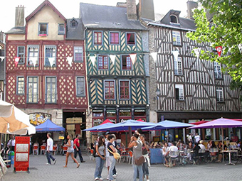 Rennes-France home of ESPCR2018 meeting